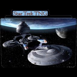 Star Trek The Next Generation 1 icon