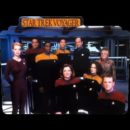 Star Trek Voyager 1 icon