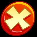 button cancel icon